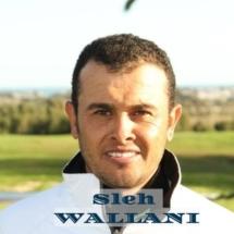 Pro Golf Slah WALLANI Tunisie