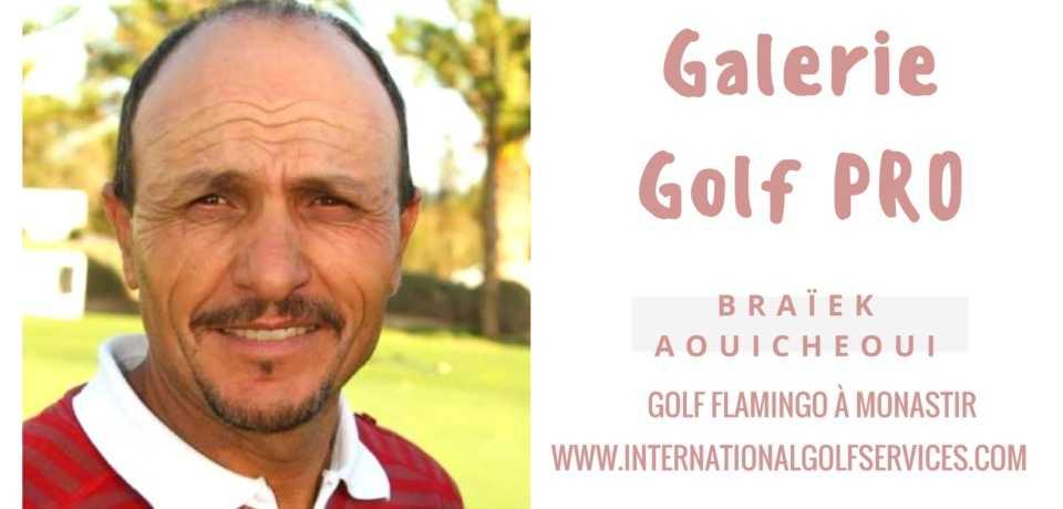 Galerie Golf Pro Braïek Aouicheoui Monastir Tunisie