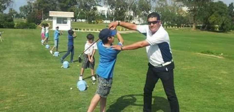 CV Golf PGA Pro Raouf Ben Cheikh Golf Port El Kantaoui Sousse Tunisie