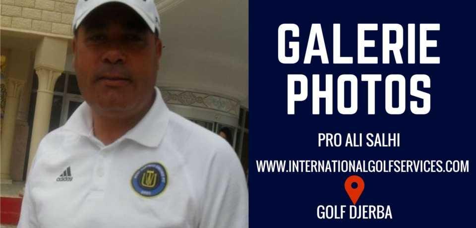 Galerie Golf Pro Ali Salhi