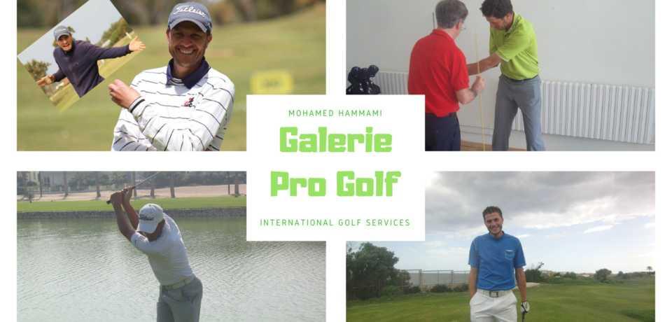 Galerie de Photos du Golf Pro Mohamed HAMMAMI