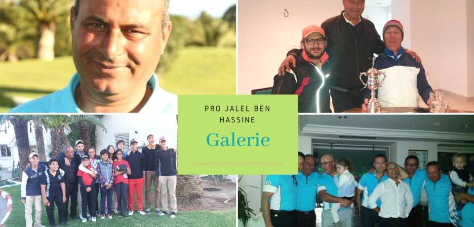 Galerie Golf Pro Jalel Ben Hassine au Golf Kantaoui à Sousse en Tunisie