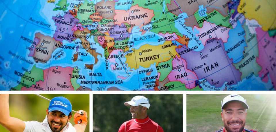 Golf Pros Tunisiens à L'étranger