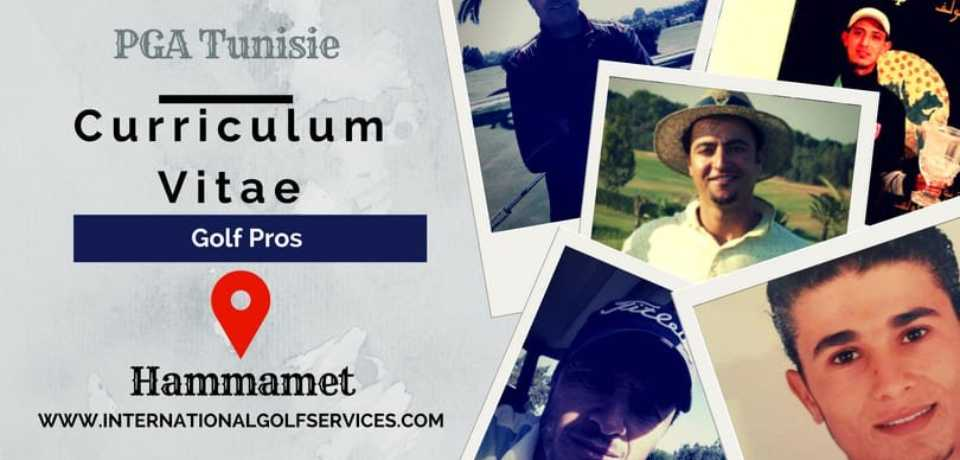 Les Pros de Golf à Hammamet
