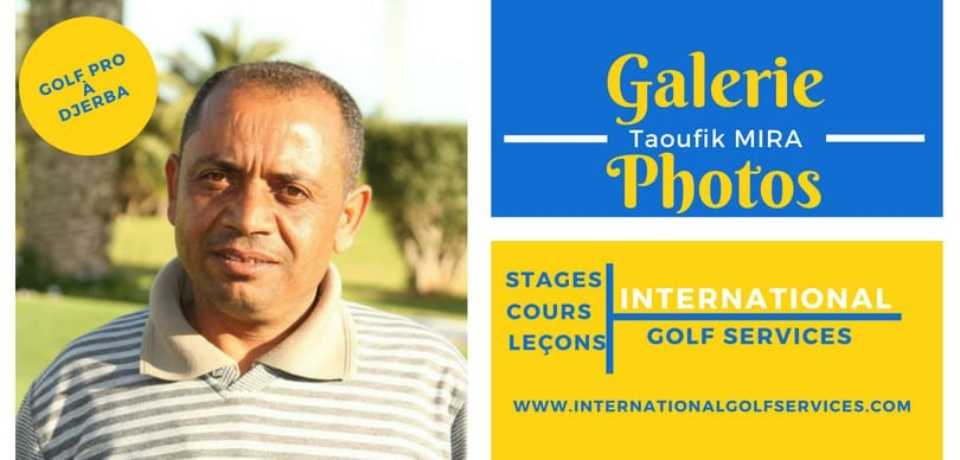 Galerie Golf Pro Taoufik MIRA Golf Djerba Tunisie
