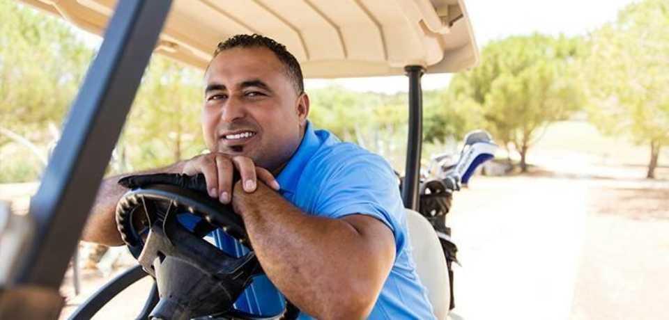 Pro de Golf Nabil Gharbi PGA Tunisie