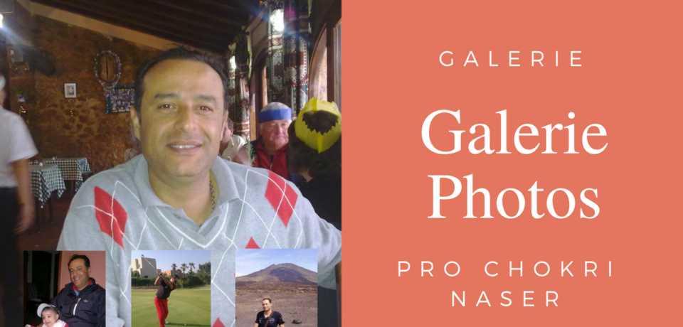 Galerie Pro de Golf Chokri NASER