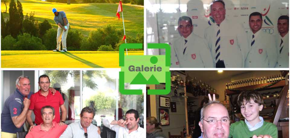 Galerie Pro de Golf Leyth KHALED en Tunisie