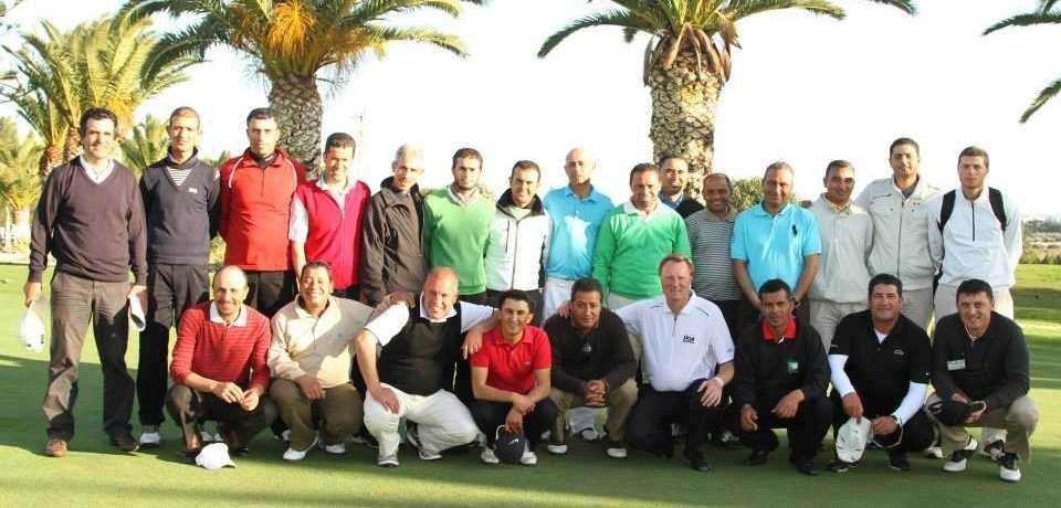 Les Pros de Golf en Tunisie
