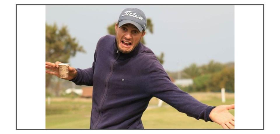 "Pro de Golf Mohamed HAMMAMI ""Golf Citrus à Hammamet en Tunisie"""