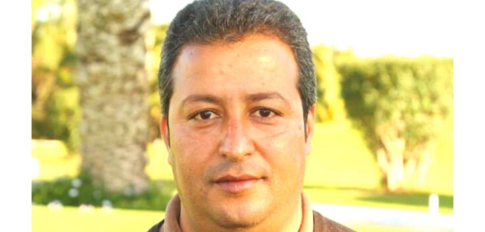 Golf Pro Hammadi MAHMOUD