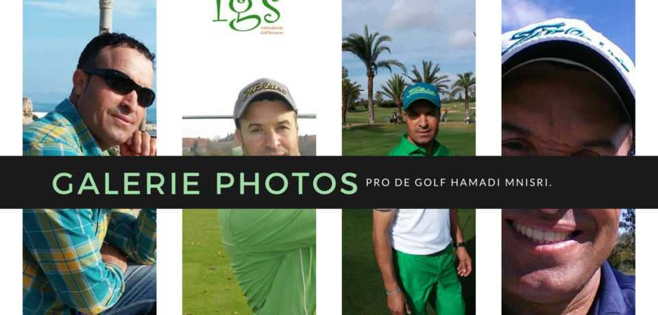 Galerie PRO de Golf Hamadi MNISRI