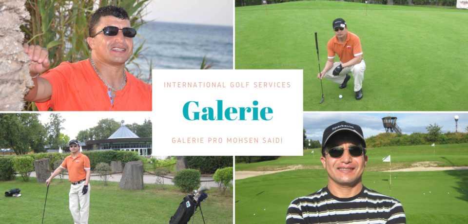 Galerie Golf Pro Mohsen SAIDI