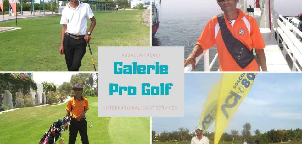 Galerie Pro de Golf Abdelali Aloui PGA Tunisie