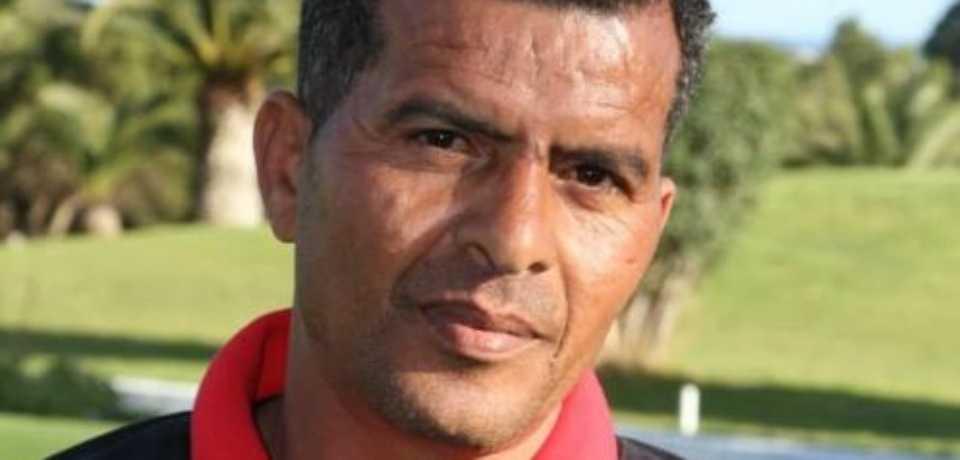 Golf Pro Ridha Gzih PGA Tunisie