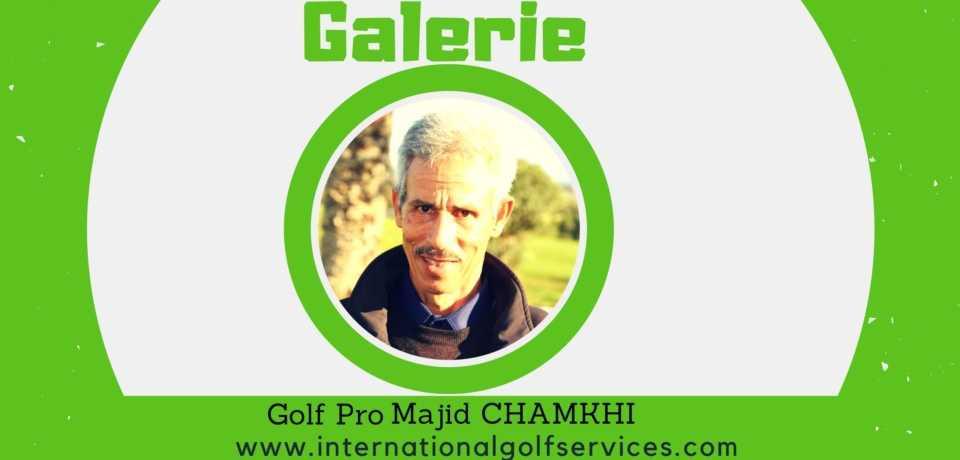 Galerie Golf Pro Majid Chamkhi PGA Tunisie
