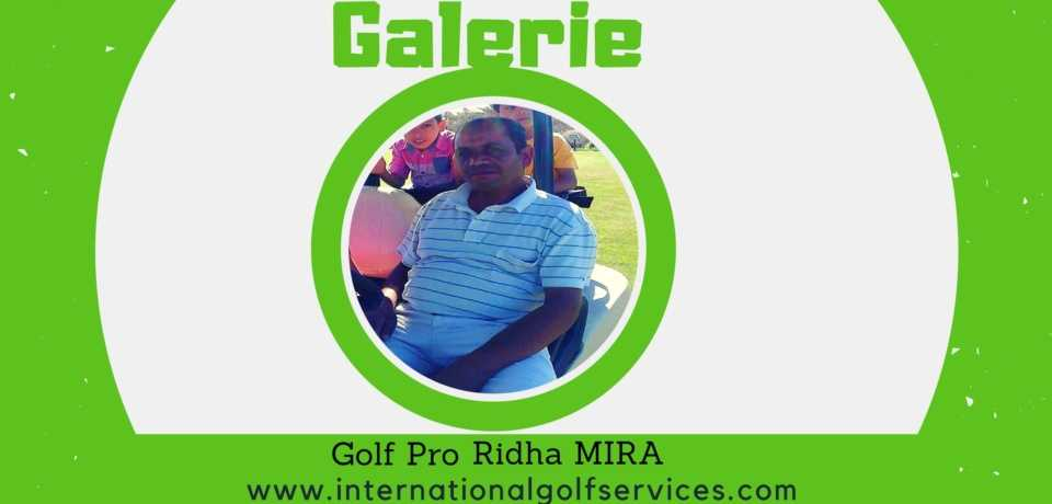 Galerie Golf Pro Ridha MIRA Golf Djerba Tunisie