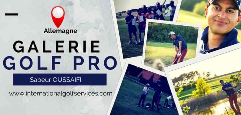 Galerie Golf Pro Sabeur OUSSAIFI