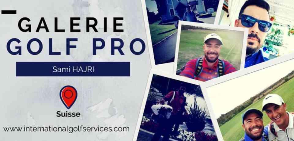 Galerie Golf Pro Sami HAJRI PGA Tunisie
