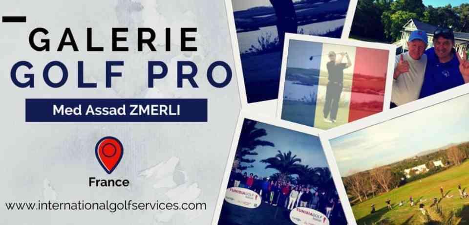 Galerie Golf Pro Med ASSAD ZMERLI