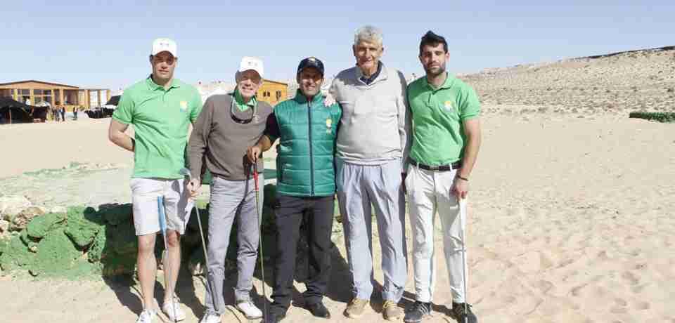 Réservation Green Fee sur le parcours de golf Dakhla au Maroc