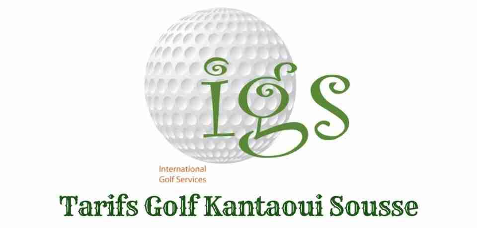 Tarifs du Golf Kantaoui à Sousse en Tunisie