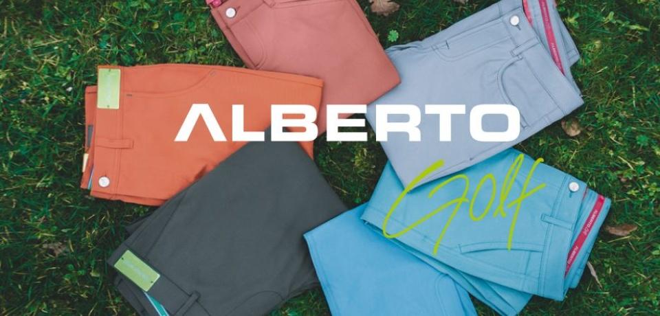 Accessoires Golf : ALBERTO GOLF