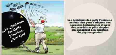 Situation alarmante des Golfs Tunisiens