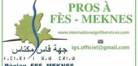 Pro de Golf à Fès, Meknès au Maroc