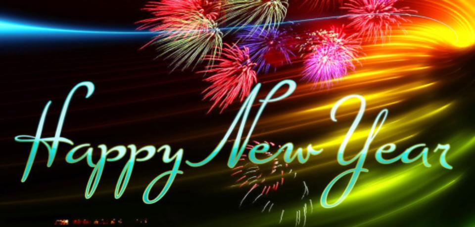 Happy New Year Golfers