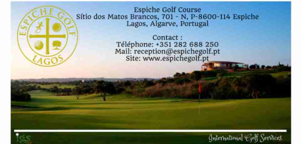 Espiche Golf Course au Portugal