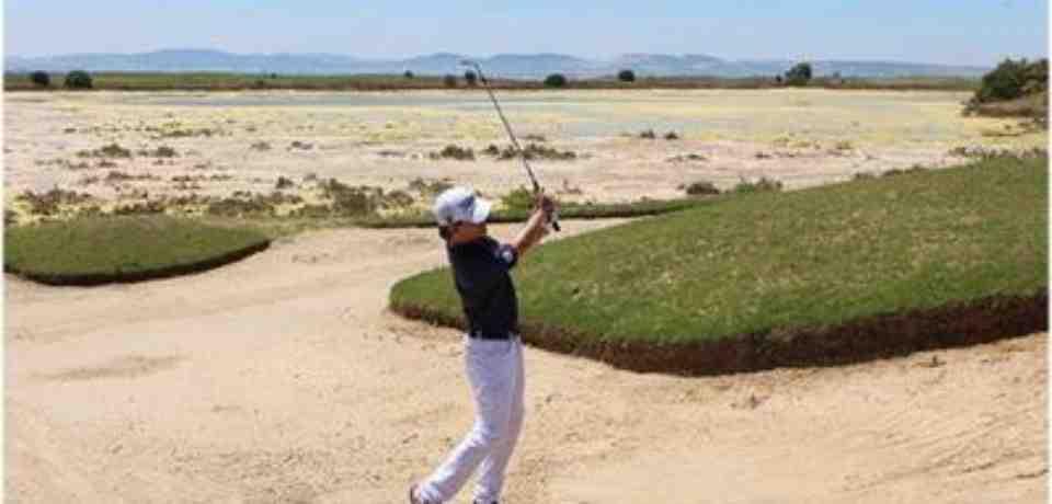 18 Trous avec un Pro de Golf a Tunis