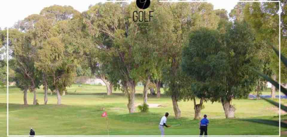 9 Trous avec un Pro de Golf a Tunis