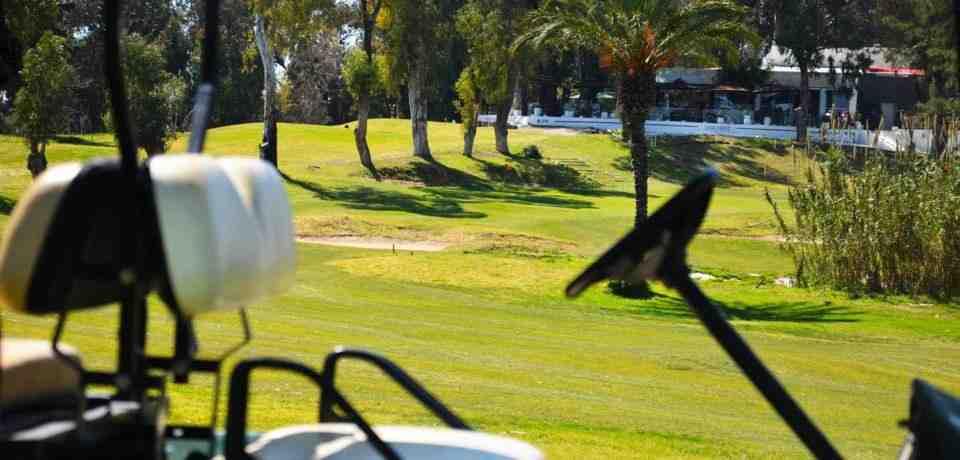 Parcours de golf en Tunisie