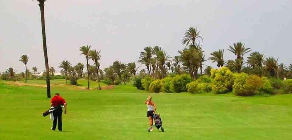 4 jours de cours avancés de golf en Tunisie