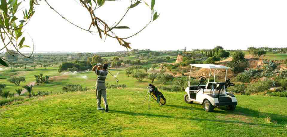 Jouer 9 Trous de Golf avec un Pro à Monastir