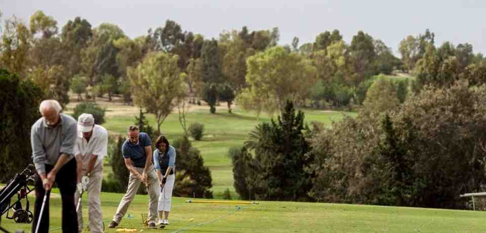 9 trous avec un Pro de Golf a Hammamet