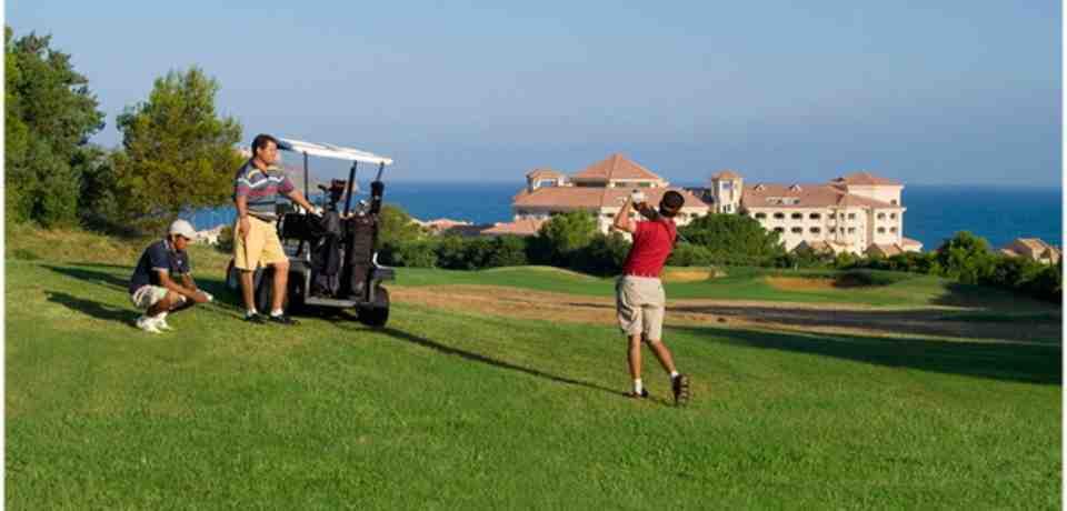 Découverte Golf a Tabarka