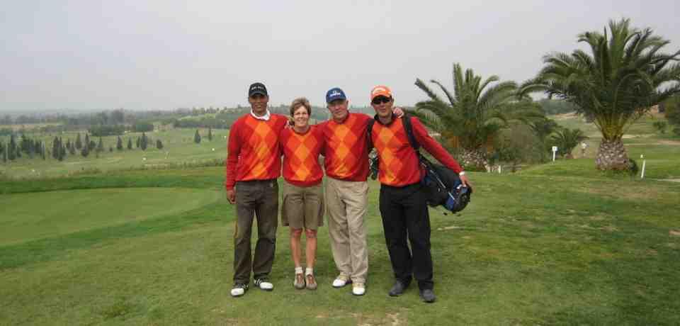 Forfait golf à Hammamet