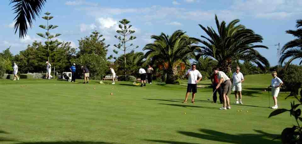 Forfait au golf Yasmine