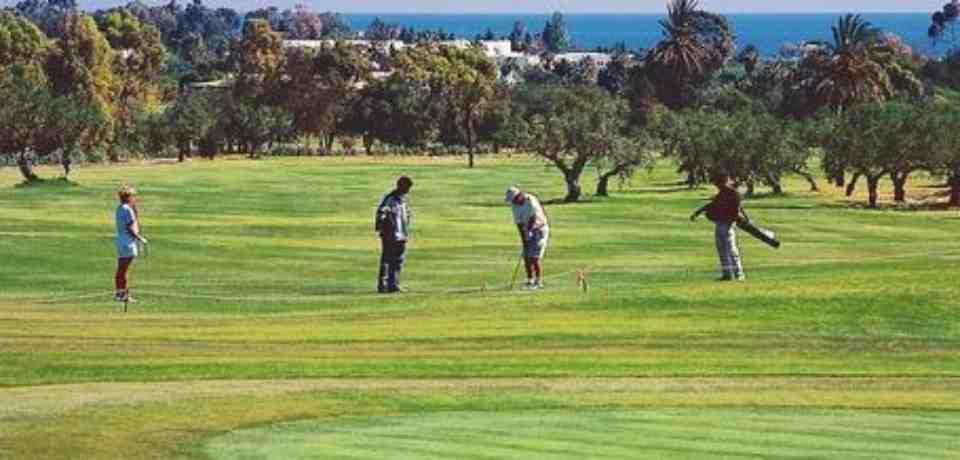 Découverte Golf a Sousse