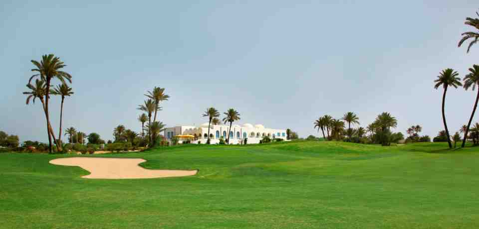 Golf Package a Djerba