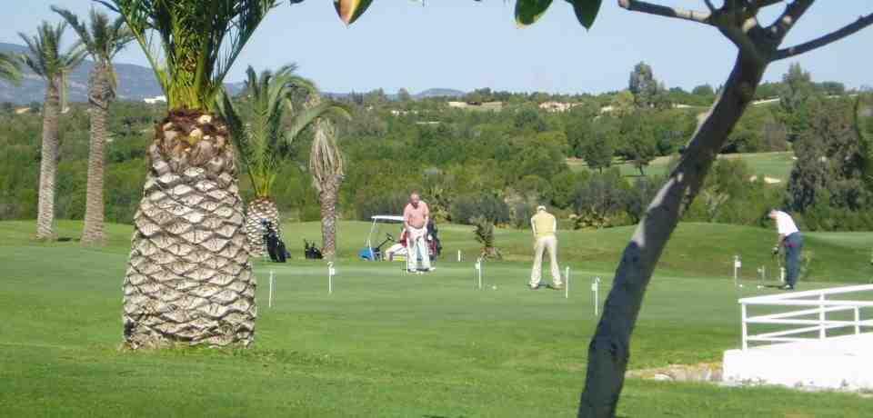 5 jours de Cours Avancés de Golf à Hammamet
