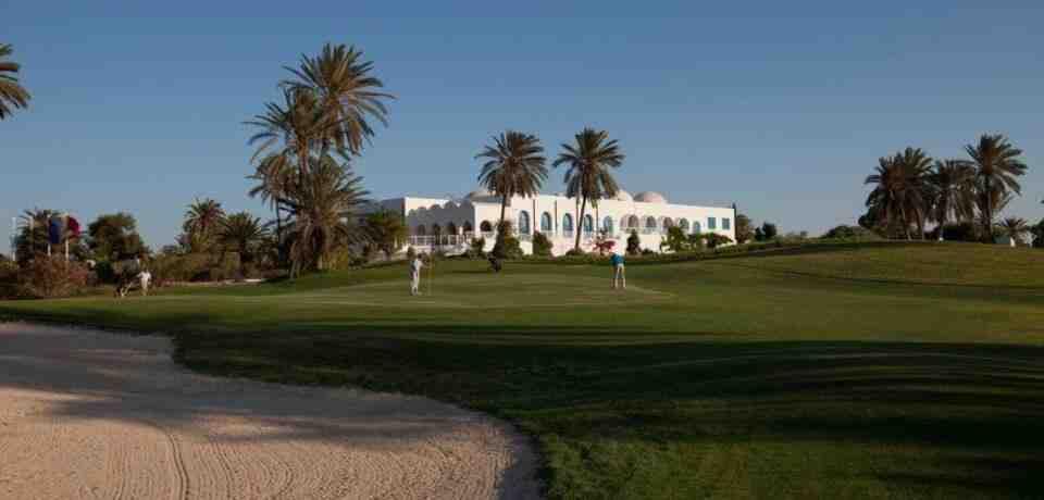 9 trous avec un Pro de golf en Tunisie