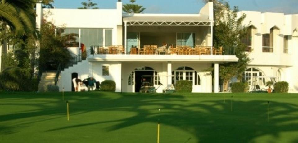 Golf Tee Time à Hammamet