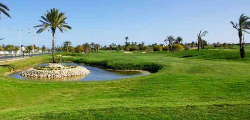Tee Time au golf Djerba
