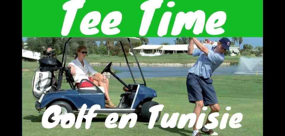 Tee Time Golf en Tunisie