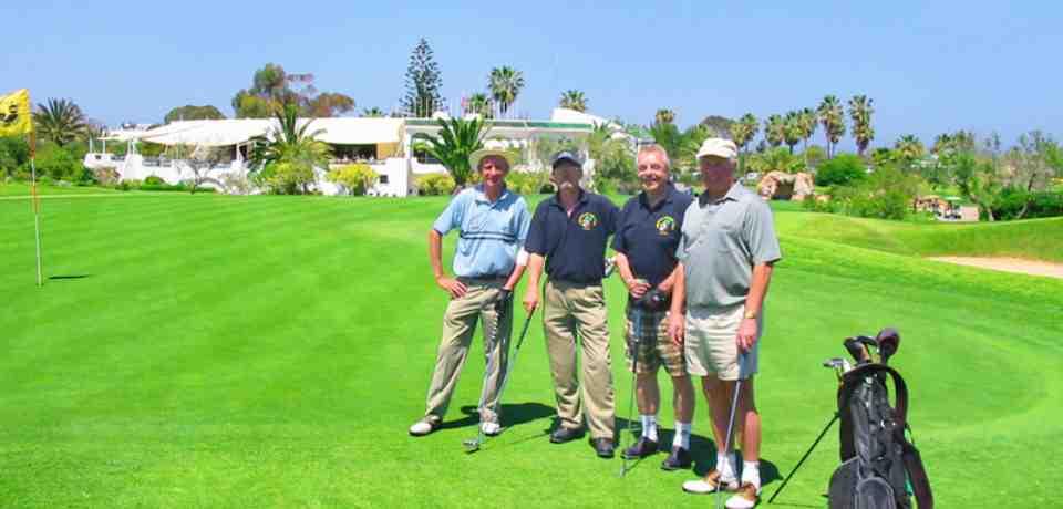 Forfait Golf à Sousse