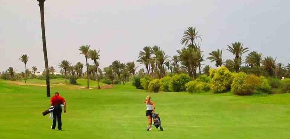 Enseignement de Golf à Djerba