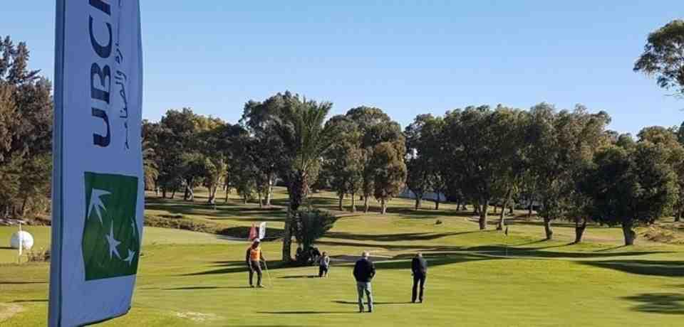 Parcours accompagné au Golf à Tunis en Tunisie